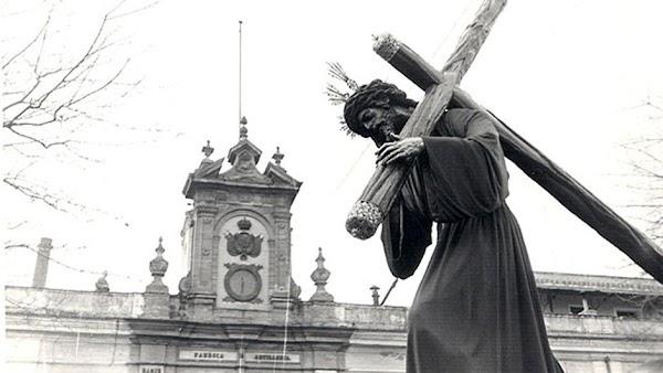 Horario e Itinerario del Traslado de ida del Gran Poder a la Parroquia de Blanca Paloma. Sevilla 16/10/2021