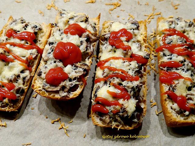 Domowe zapiekanki z pieczarkami i serem - Czytaj więcej »