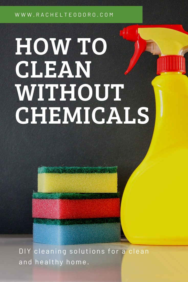 clean without chemicals