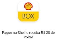 Pague Shell com Mercado Pago e receba R$20 de volta!