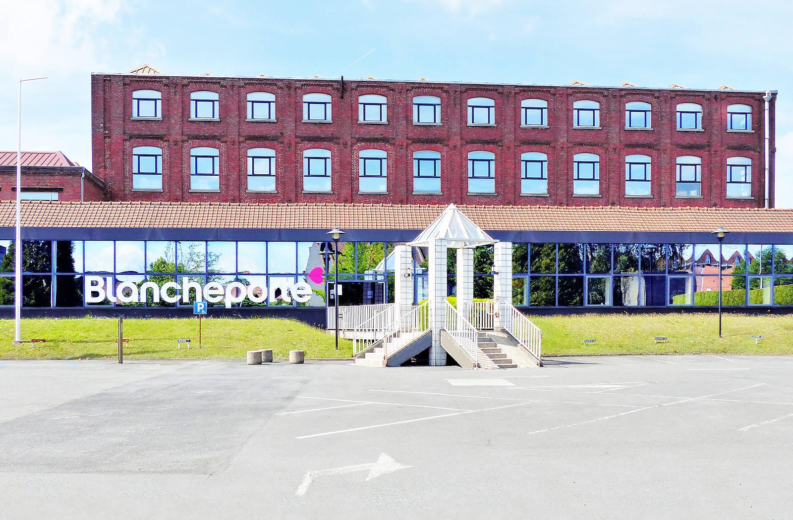 Blancheporte, Tourcoing - Siège social et bureaux de conception.