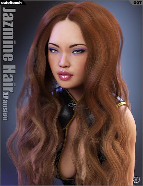 Jazmine Hair XPansion
