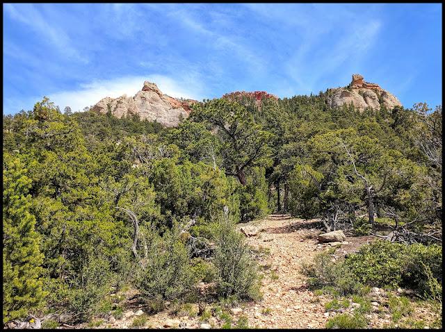 Noah's Ark Trail - Parowan Utah