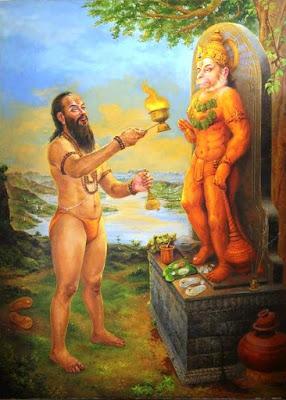 Birth Anniversary of Samartha Ramdas