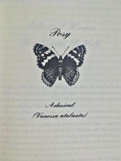 """piękne niemieckie wydanie """"Das Schmetterlingszimmer"""", czyli """"Pokój motyli"""" Lucinda Riley, fot. paratexterka ©"""
