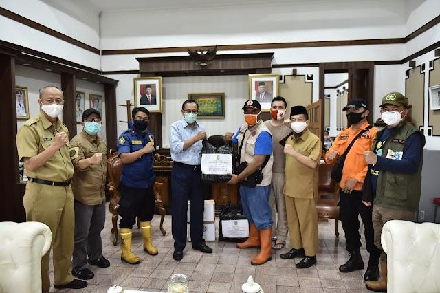 Pemkot Sukabumi Kirim Bantuan ke Korban Banjir Bandang di Kabupaten Sukabumi