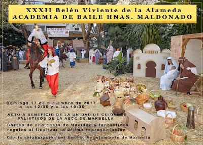 Belén Viviente 2017 - Marbella