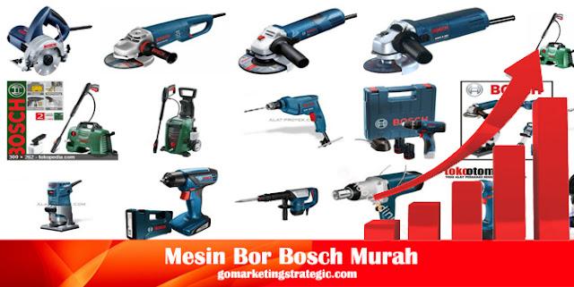 Peluang Bisnis Jual Mesin Bor Bosch Murah Menguntungkan