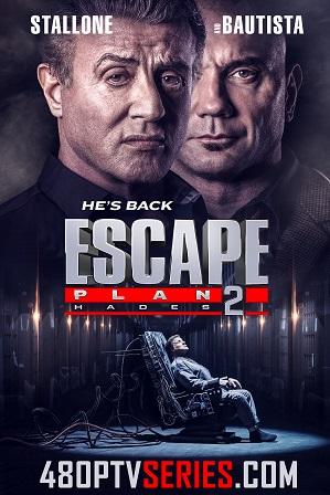 Escape Plan 2: Hades (2018) 300MB Full Hindi Dual Audio Movie Download 480p Bluray thumbnail