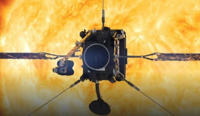 Il telescopio svizzero STIX verso il sole