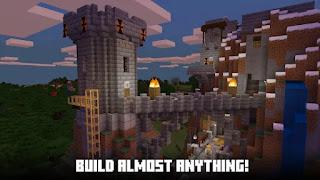 Minecraft MOD Apk Unlimited Minecon