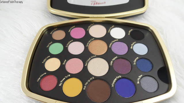 Minnie's World in Color Eye Shadow Palette