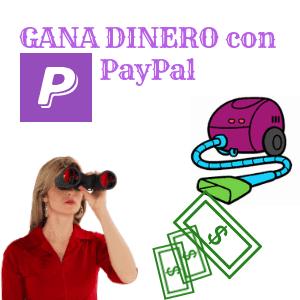 recibir dinero con PayPal y obtener ganancias con este procesador para comprar y vender en internet
