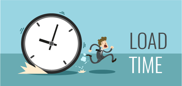 Improve page speed load time