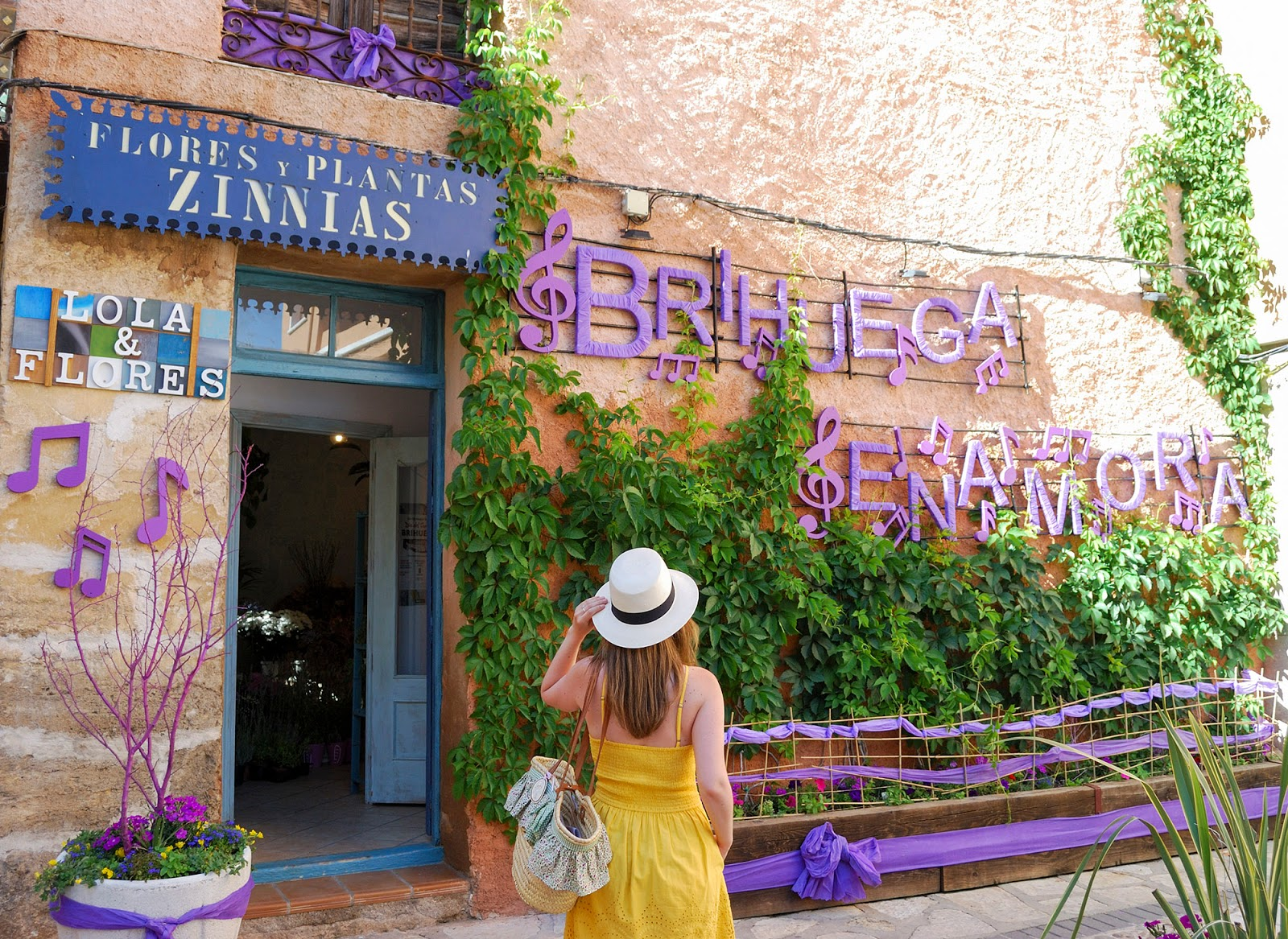 instagram worthy spots places spain instagrammable lavender festival brihuega