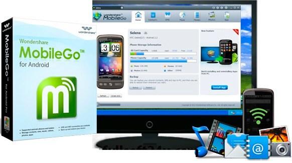 Wondershare Mobile Go 8.1 Full Version + Crack - Free For All