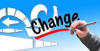 Three Aspects of Change Management