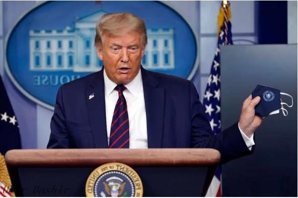 Trump resumes coronavirus briefing
