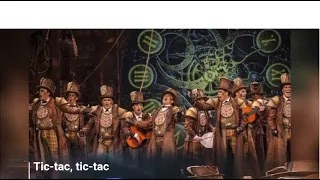 """Popurri con Letra Comparsa """"Tic Tac, Tic Tac"""" de Constantino Tovar (2018)"""