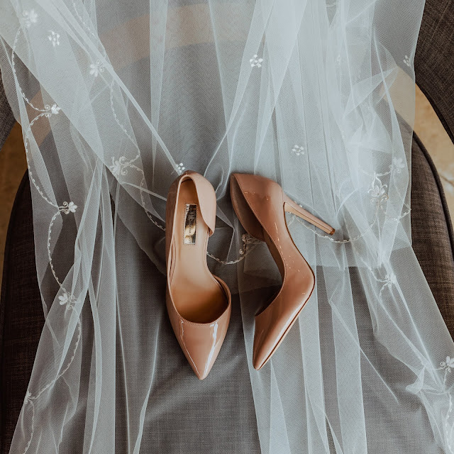 Preparativos boda semana antes