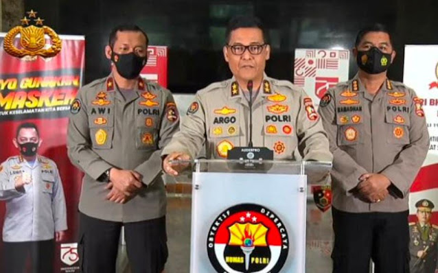 Bukan Hanya Kapolda Metro Jaya, Kapolri Juga Mutasi Kapolres Jakpus