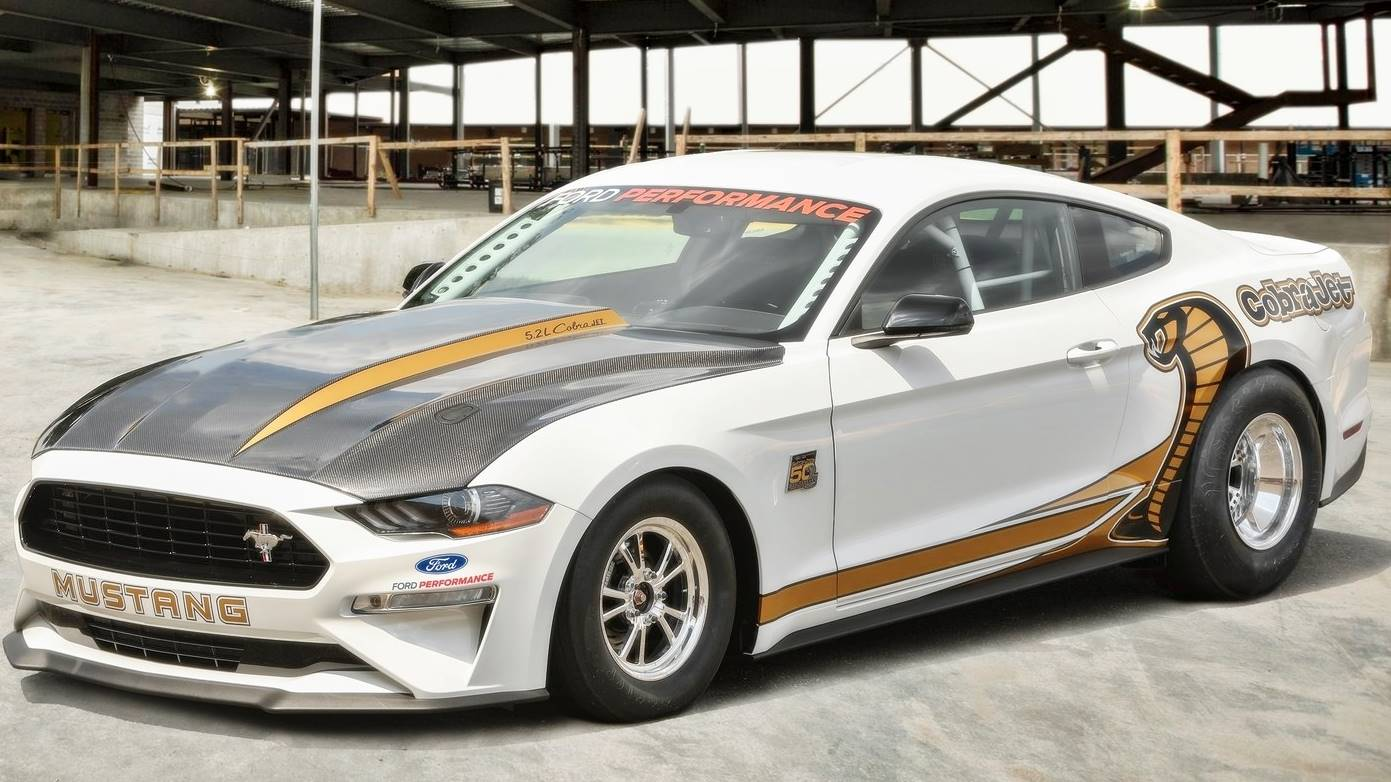 2019 Ford Mustang Cobra Jet   FORD CAR REVIEW