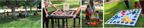 Family Game Day, yard games