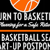 2020 Club Basketball Season Start-Up Postponed Due to COVID-19