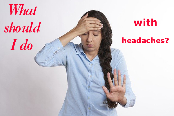Headaches - Separate migraine treatments