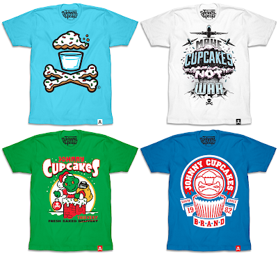 Johnny Cupcakes Black Friday 2016 T-Shirt Collection