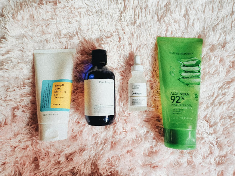 Life Lately 1: My Current Skin Care