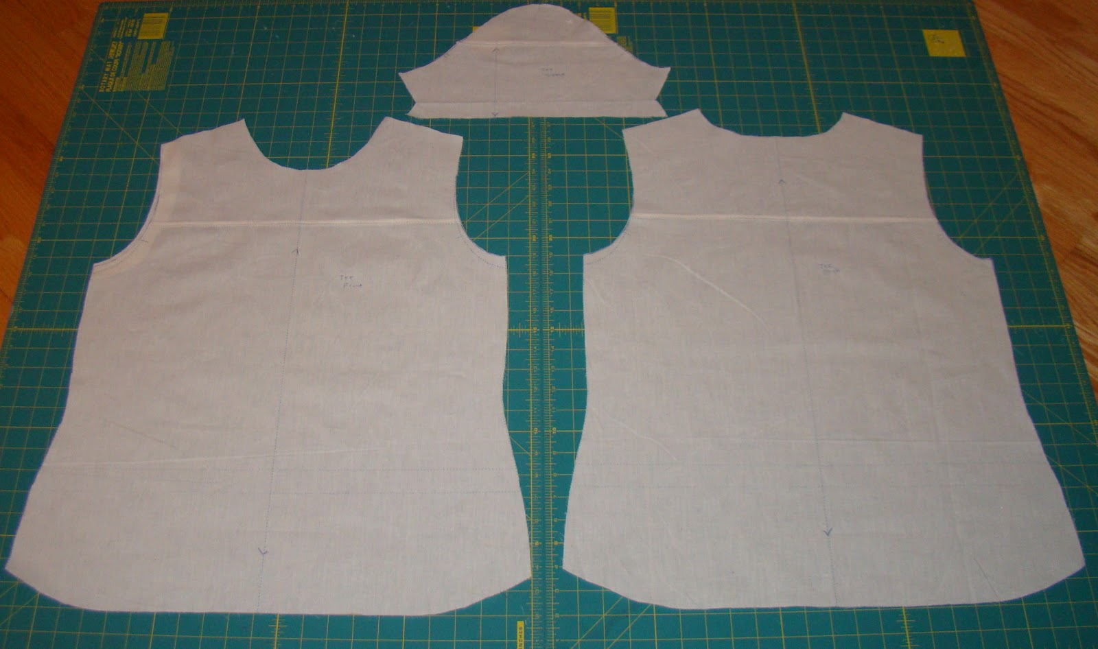 Did You Really Sew That?: What can you do with a Basic T-shirt Pattern?
