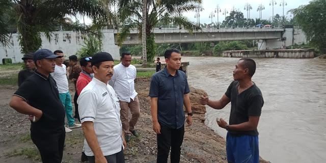 Legislator Sumbar Segera Tangani Tebing Pondasi Jembatan Campago