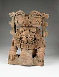 Religión de la cultura Zapoteca