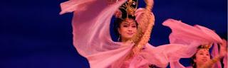 """""""Viaje por la milenaria danza china"""""""