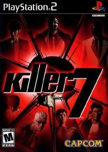 Killer 7 PS2 ISO