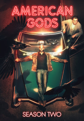 American Gods (TV Series) S02 Custom HD Dual Latino 2DVD