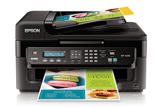 Download Epson WorkForce WF-2520 Printer Driver and how to installing