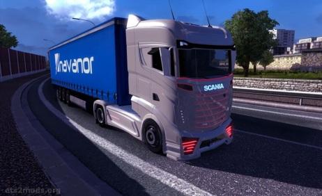 Scania Concept R1000 v 2.2