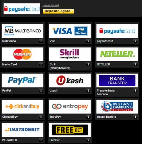 Depositar dinheiro no multibanco