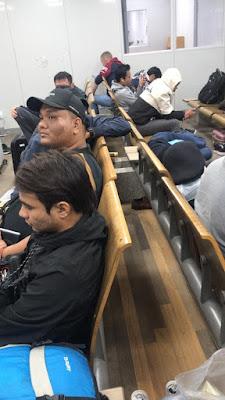 Di Tahan Di Imigresen Korea Selatan
