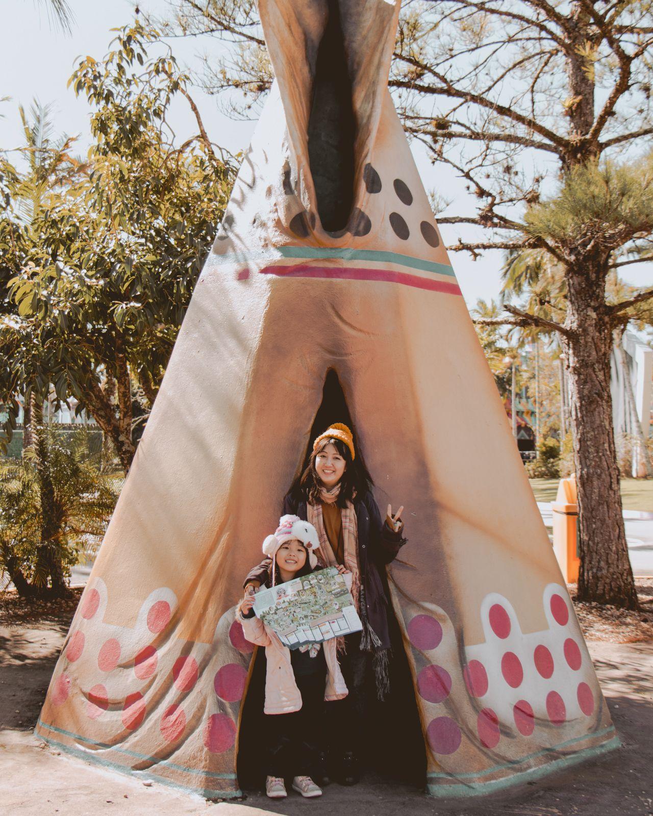 tenda de índios beto carrero