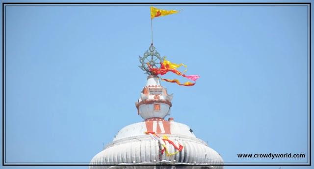 Jagannath Puri Temple | Flag Story