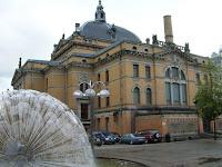 teatro nacional, oslo, noruega, vuelta al mundo, round the world, información viajes, consejos, fotos, guía, diario, excursiones