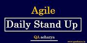 Daily Standup Meeting in Agile methodology