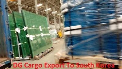Jasa Pengiriman Barang Export Indonesia Ke Korea Selatan