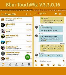 http://www.semutapk.net/2017/03/download-tema-bbm-mod-touchwiz-new.html