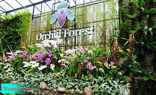 Alamat Fasilitas Dan Harga Tiket Terbaru Wisata Orchid