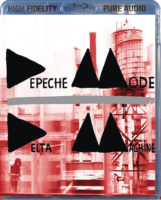 Depeche Mode: Delta Machine [BD25-Audio]