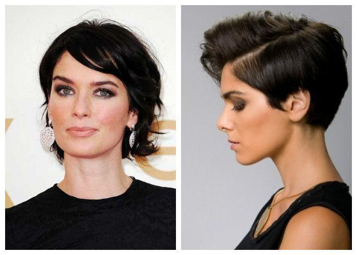 Short haircuts for women 40